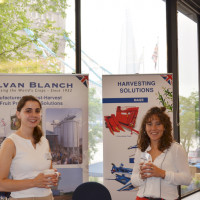 Christabel Blanch and Caroline Laight, Alvan Blanch Development Co. Ltd