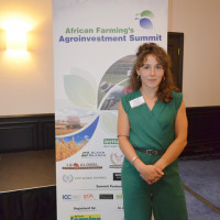 Christabel Blanch, Africa manager, Alvan Blanch Development Co. Ltd