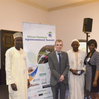 Alh Danladi Garaba, Martyn Diamond Black, Alh Mohammed Bello Abdulahi, Tohfan - Tractor Owners & Hiring Farm Assoc of Nigeria, Bernadette Abu, Noble People TV London