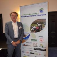 Frederick Jan Henderik Schreurs, CEO, Business Incubation Platform IITA